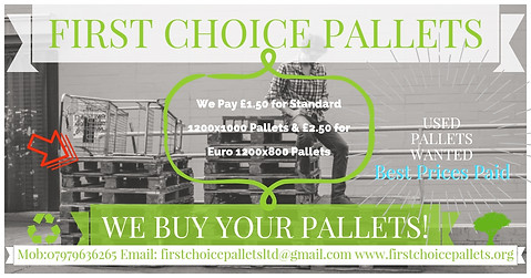 First Choice Pallets - Hampshire & West Sussex