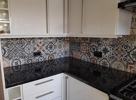 Tj Tiling - Kitchen Installation