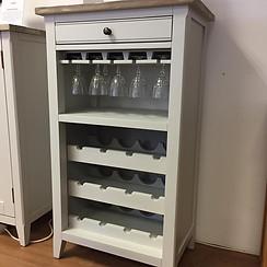 Greyland Wine and Glass Storage