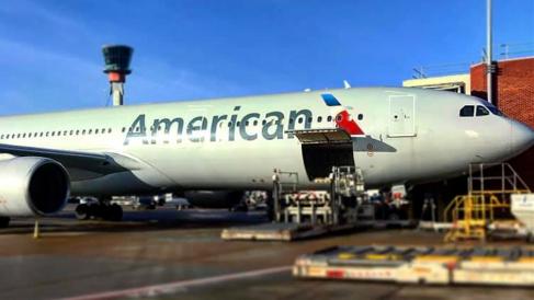 American Airlines | Heathrow | AlexAirHVAC LTD