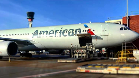 American Airlines | Heathrow | AlexAirHVAC LTD