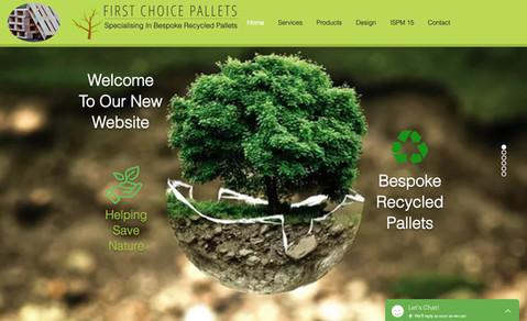 First Choice Pallets