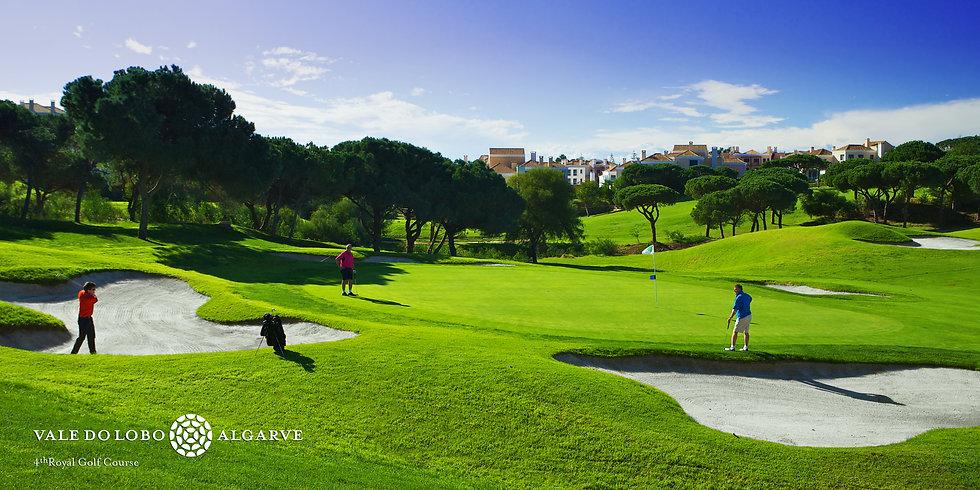 Vale Do Lobo Royal Golf Course 4th Hole