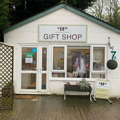 Hampshire Furniture Gift Shop