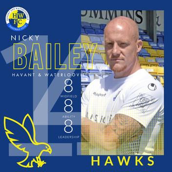 Citrus Monkeys - HAWKS - Nick Bailey