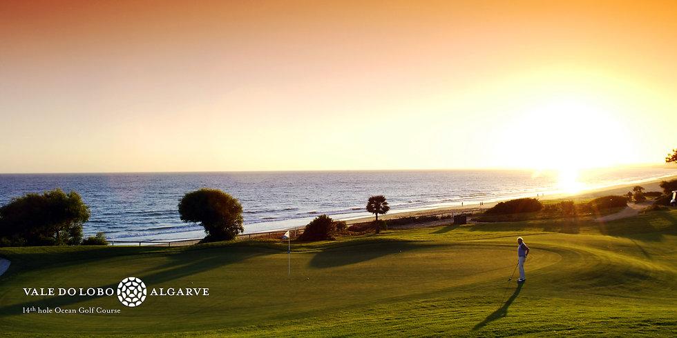 Vale Do Lobo | Algarve | 14th Hole Ocean