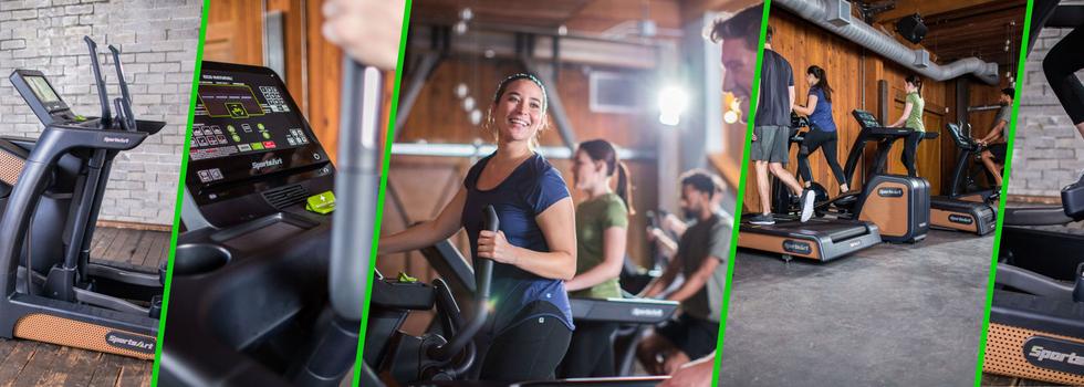 SA Green Fitness  _ Sports Art _ Eco - N