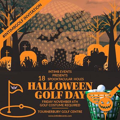 Intim8 Events _ Halloween Golf Day