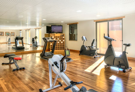 Tivoli Residences At Victoria Gym
