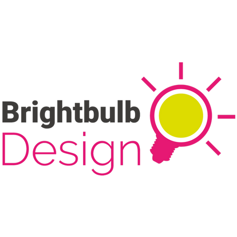 Brightbulb Design Logo
