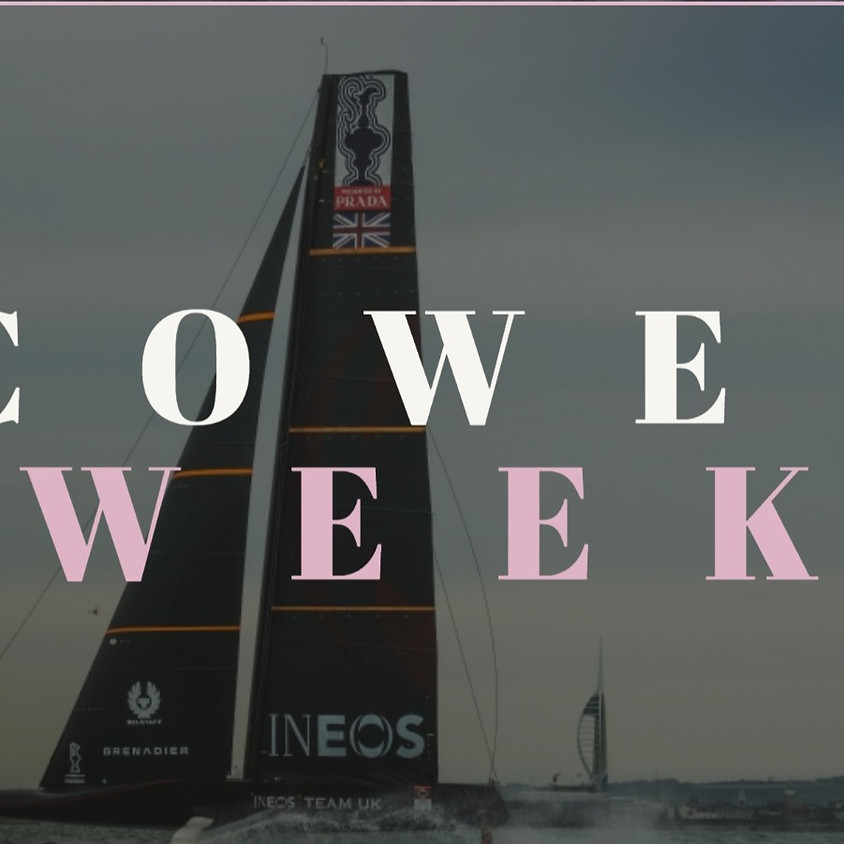 Cowes Week - Saturday 15th August (10x places only)