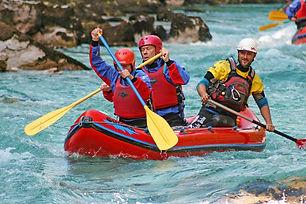 Intim8 Events - Sportmix Bovec Mini Raft