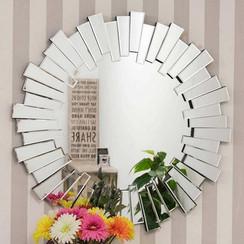 Sunburst Mirror 90 x 90 cm