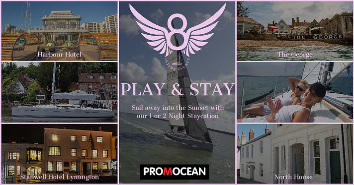 INTIM8EVENTS _ PROMOCEAN _ Sailing Stay