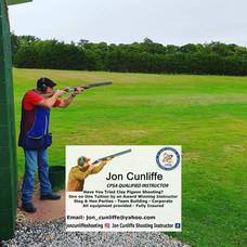 Jon Cunliffe - Award winning shooting i