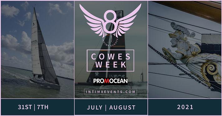 Intim8 Events Cowes Week 2021