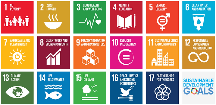 The Global 17 Sustainable Development Go