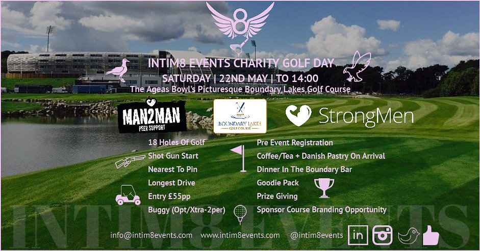 Intim8 Events Tours _ Charity Golf Day a