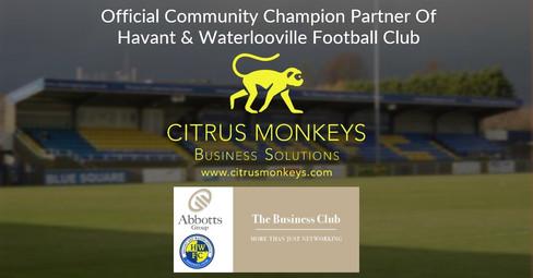 Citrus Monkeys Business Sponsor