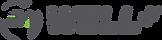 SA WellPlus Horizontal Logo_Gray-Green -