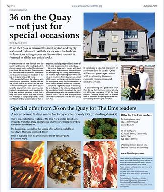 36 On The Quay - Emsworth
