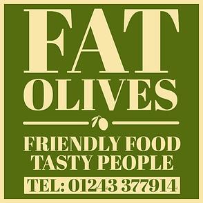 FAT OLIVES RESTAURANT -  Emsworth - Logo
