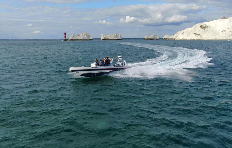 Portsmouth & Southampton Rib Charter