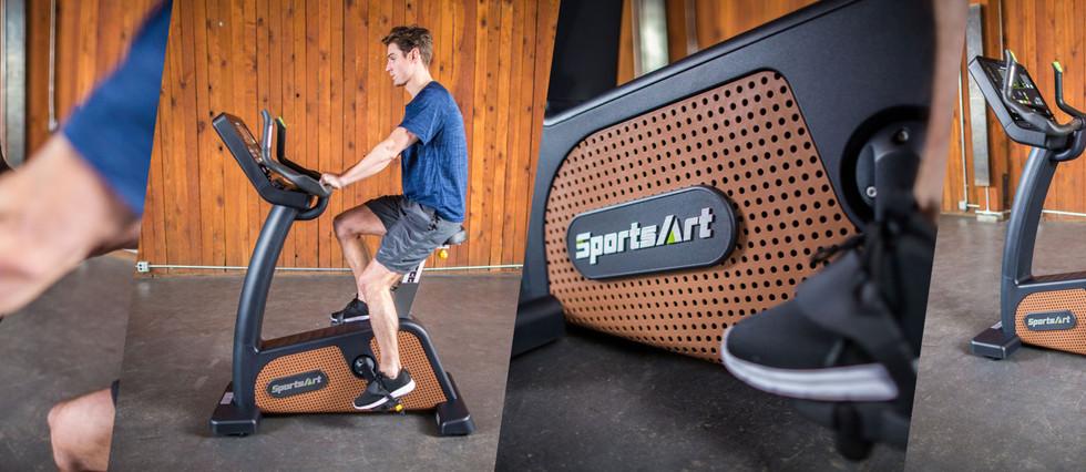 SA Green Fitness _ Sports Art _ Eco Natu