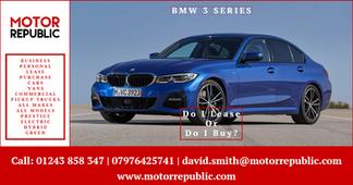 Motor Republic Portsmouth & IOW - BMW 3