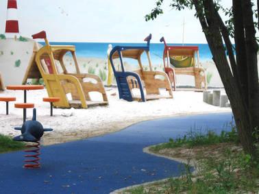 Spielplatz Löbtauer Strand