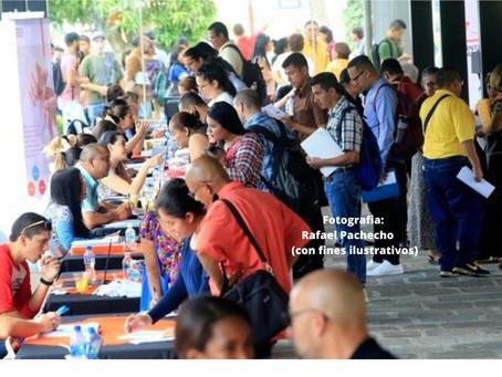 Incidencia del coronavirus en el desempleo en Costa Rica.