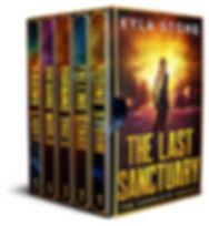 The Last Sanctuary Omnibus The Complete
