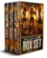 Nuclear Dawn Box Set Books 1-3  A Post-A