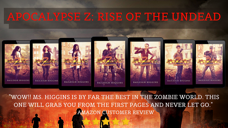 Apocalypse Z_ Rise Of The Undead banner.