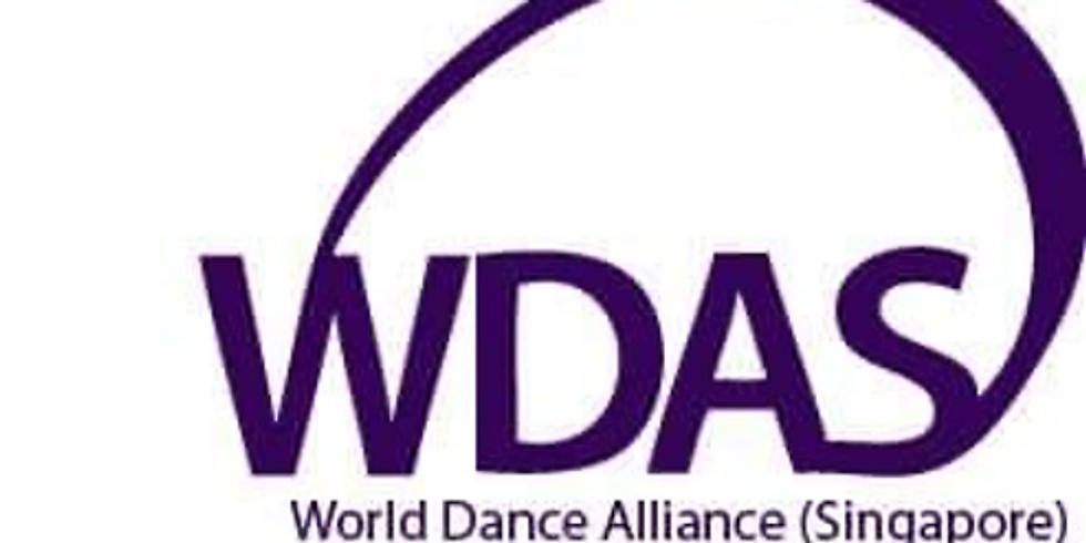 WORLD DANCE ALLIANCE LOGO DESIGN COMPETITION 2020