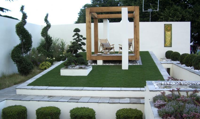 Patio Landscape Design 2 | As4less