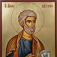 Saint_St_Peter_the_Apostle_Hand-Painted_