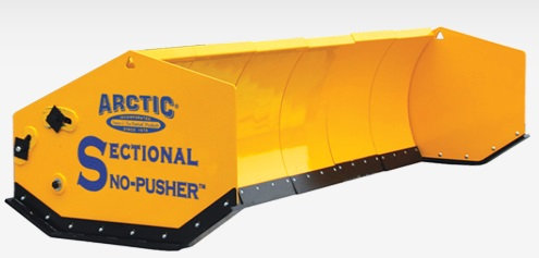 HD Series Sno Pusher (Available 11.5', 14', 17', 19.5', 22', 27.5')