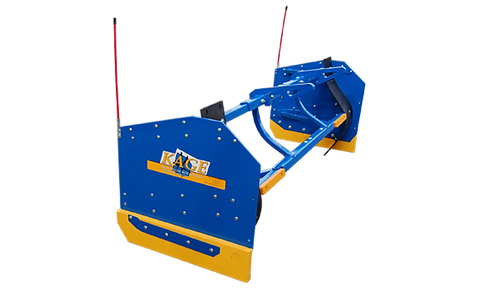 Kage SnowFire Snow Plow (Available 6',8',9',10',12')