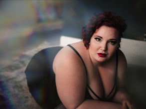 How Boudoir Can Help You be Kinder to You