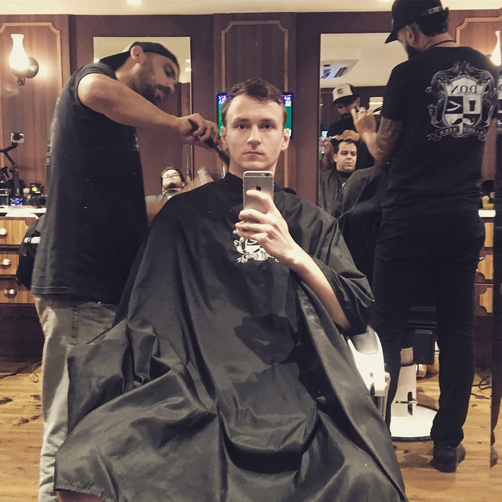 The terror of getting a haircut in a foreign language