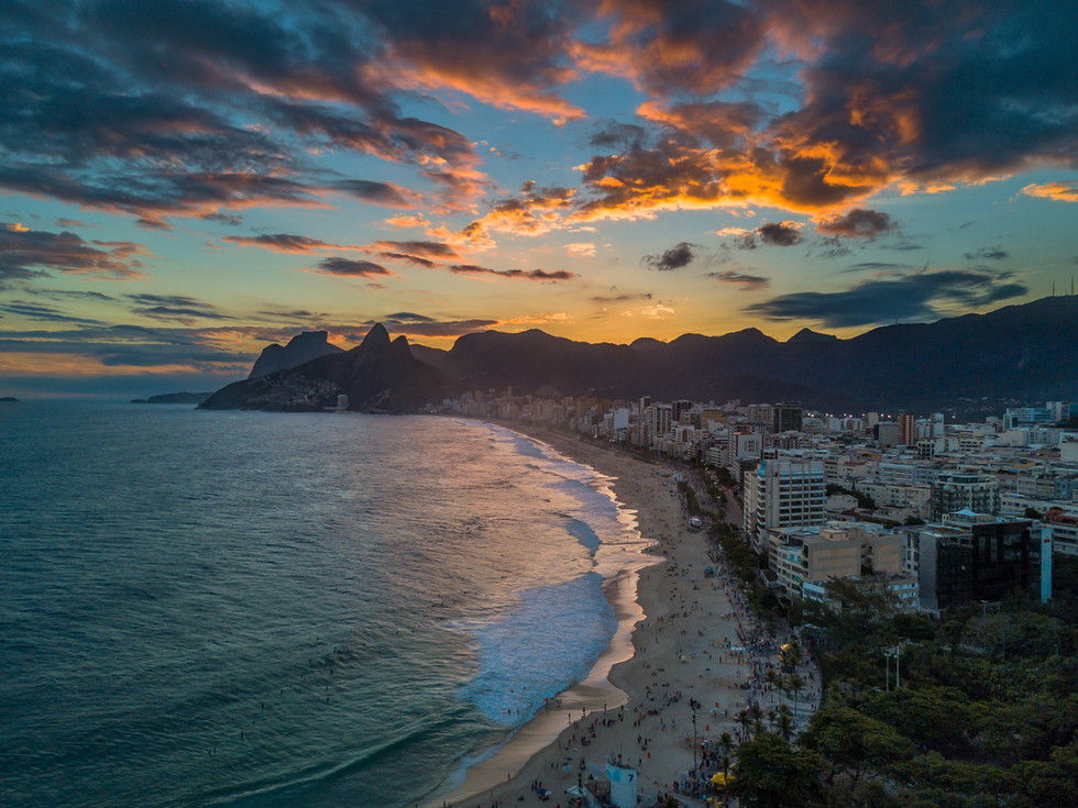 A love letter to Rio, a gangster's paradise
