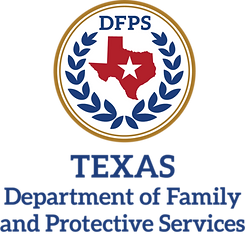 Texas Dept of Fam & Protective Services.