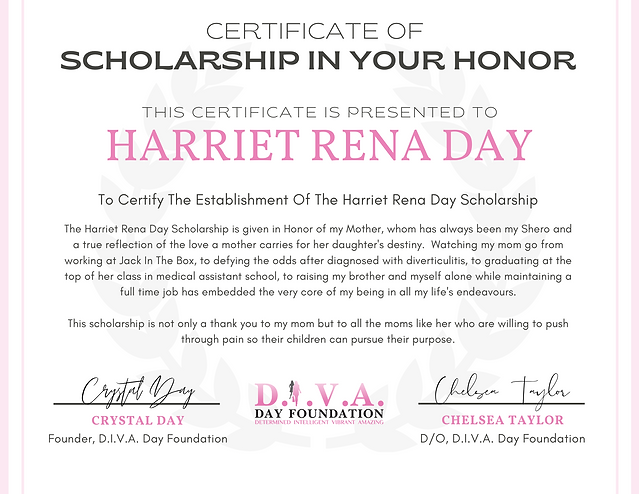 D.I.V.A. Day Foundation Certificate_HRD