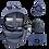 Thumbnail: Double Bullet-resistant Panels Backpack