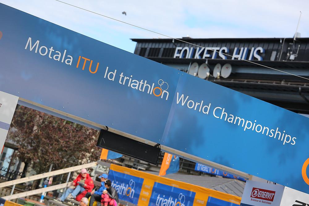 Motala ITU Long Distance World Championships 2015