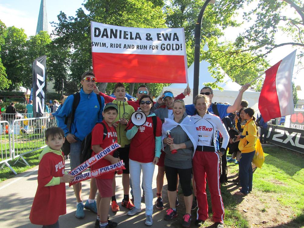 Gratulacje dla Danielii Kamińskiej za zajęcie 2-go miejsca w jej grupie wiekowej (20-24)! I wielkie podziękowania jej rodzinie i znajomym za świetny doping!