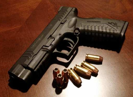 Our right to own guns needs to be well-regulated