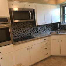 Vanishing Kitchen Remodel