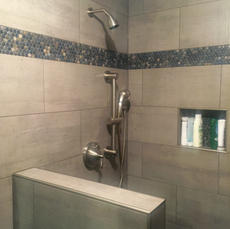 Humble Shower Remodel